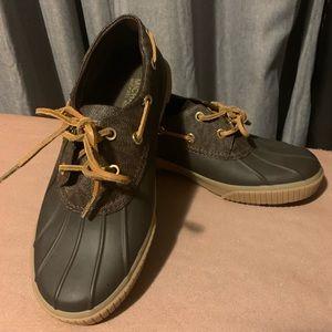 Michael Kors duck shoes